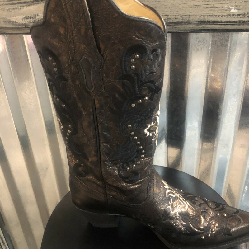Corral Boots, Size: 8.5