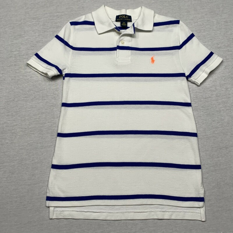 Striped Polo.