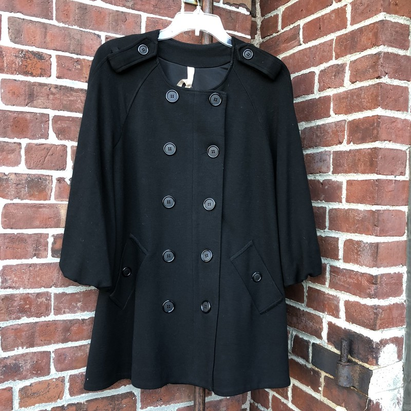 Bailey 44 Black Jacket Si, Black, Size: M<br /> Gently worn condition. Warm~