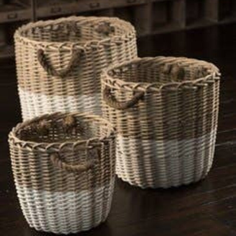 Medium Willow Basket Dipp.
