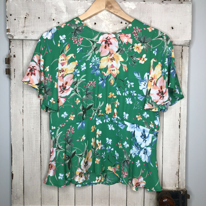 S/S Blouse Loft NEW!.