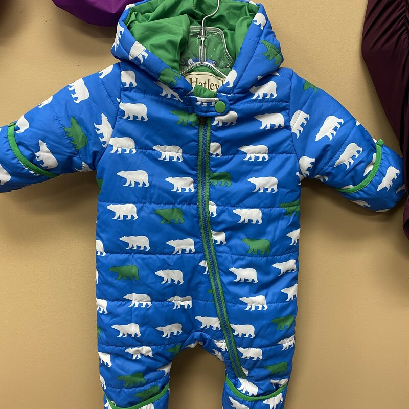 Hatley 1pc Snowsuit.
