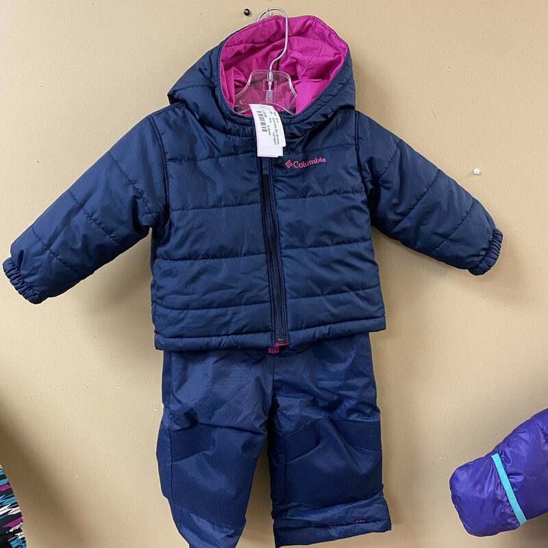 Columbia 2pc Snowsuit.