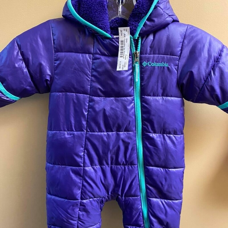 Columbia 1pc Snowsuit.