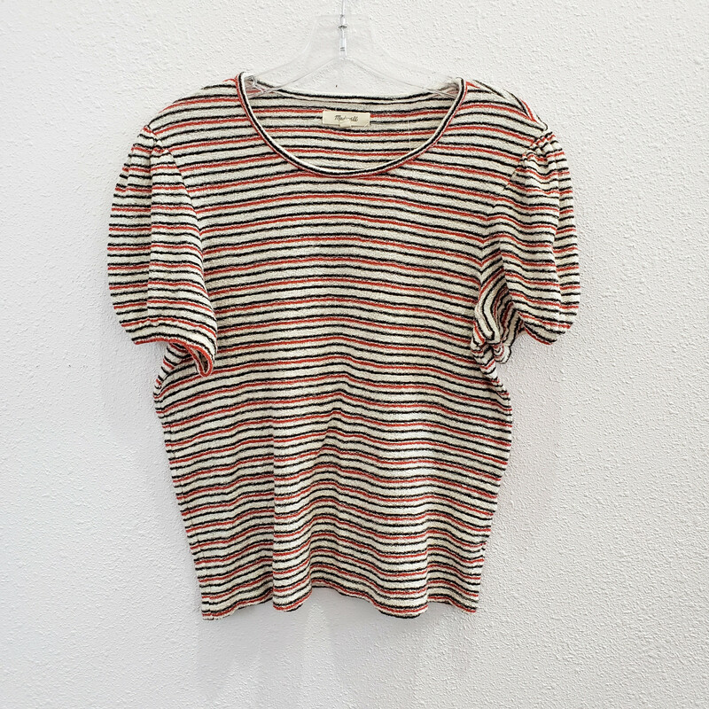 Madewell<br /> Puff Sleeve Top<br /> Size: X Large