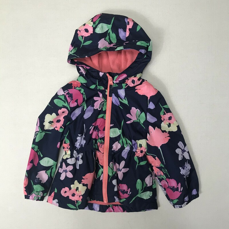 George Fleece Lined Jacke.