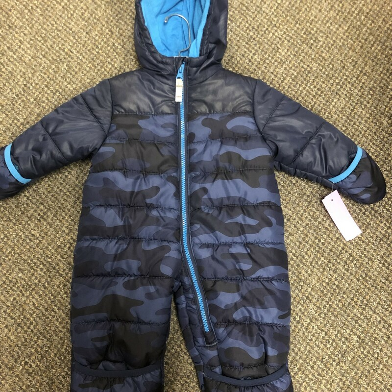 Carters 1pc Snowsuitrt.