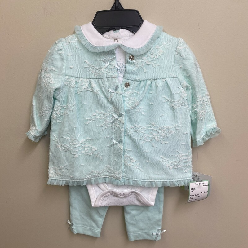 Little Me NWT, Mint, Size: 3M