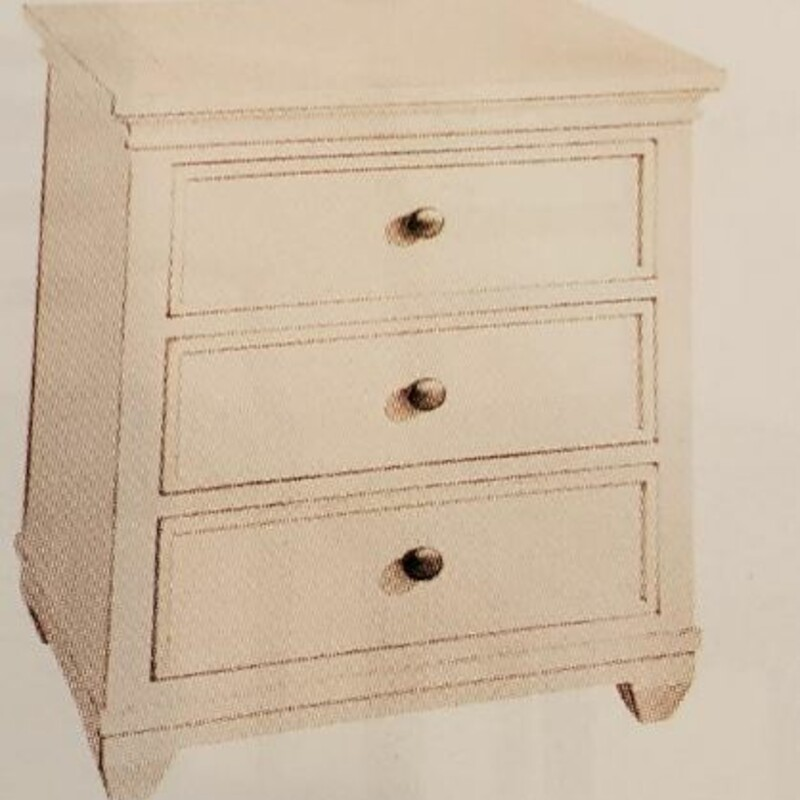 Ethan Allen Accent Table.
