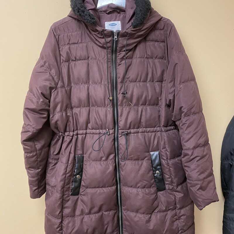 Old Navy Winter Coat.