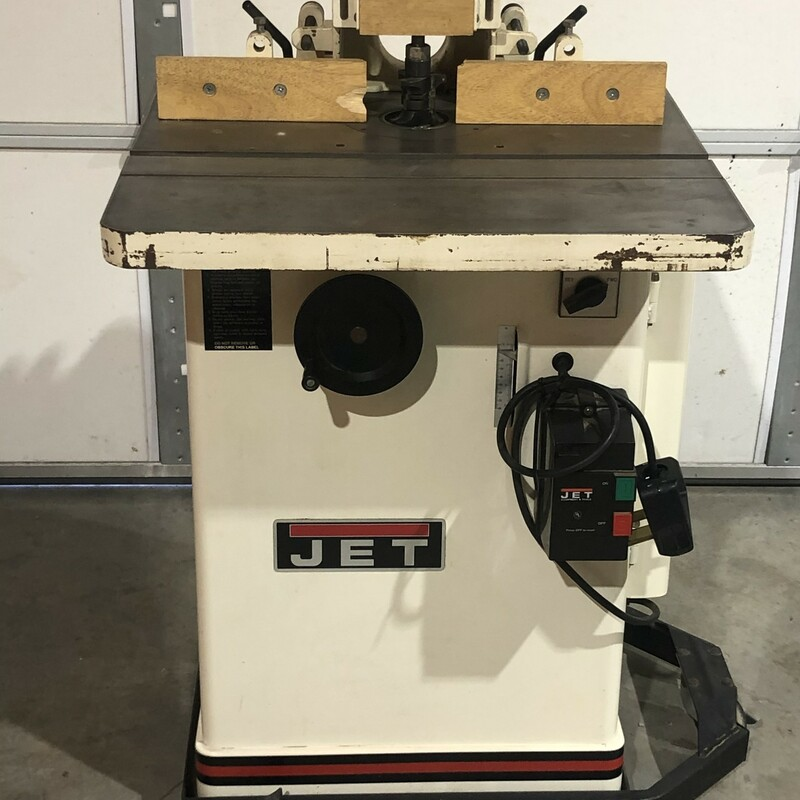 3-HP Spindle Shaper.