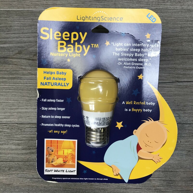 Sleepy Baby Nursery Light.