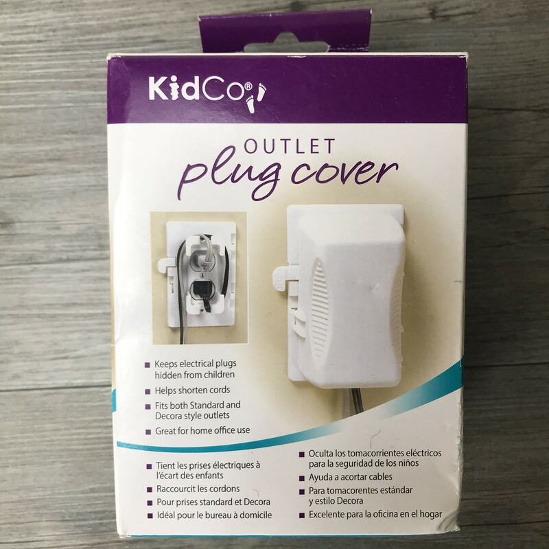 Kidco Outlet Plug Cover.
