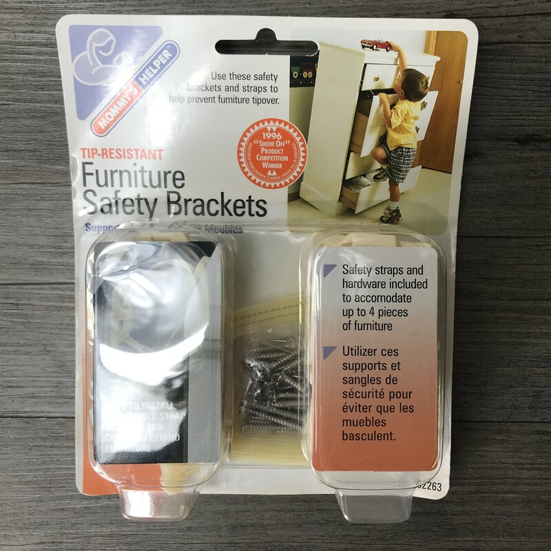 Furniture Safety Brackets.