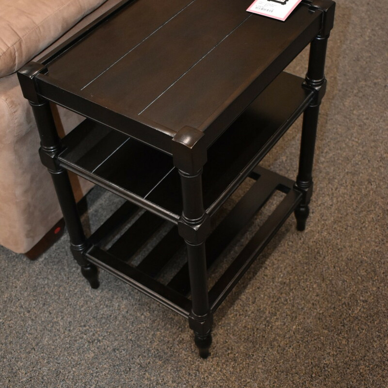 End Table Black
