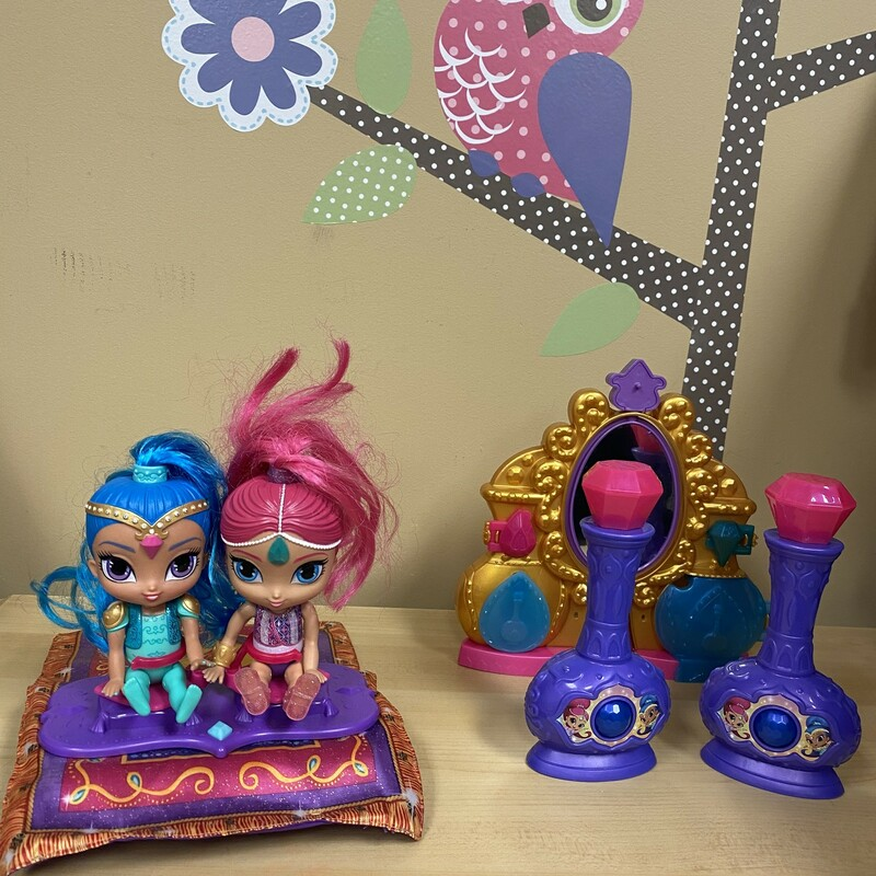 Shimmer&shine Bundle, None, Size: None