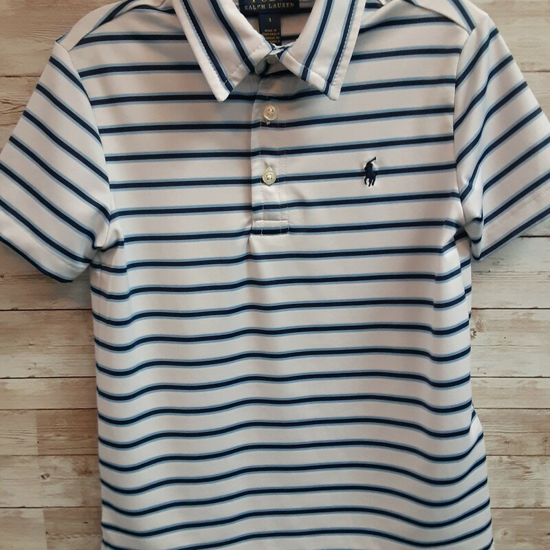 Ralph Lauren Stripe Polo.