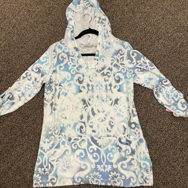 NWT Hooded Tunic.