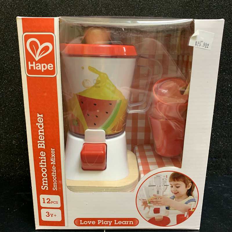 Smoothie Blender, 3+, Size: Food