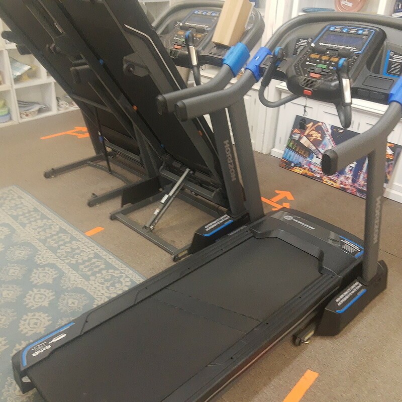 Horizon 7.0 AT Treadmill, new assembled and tested!!