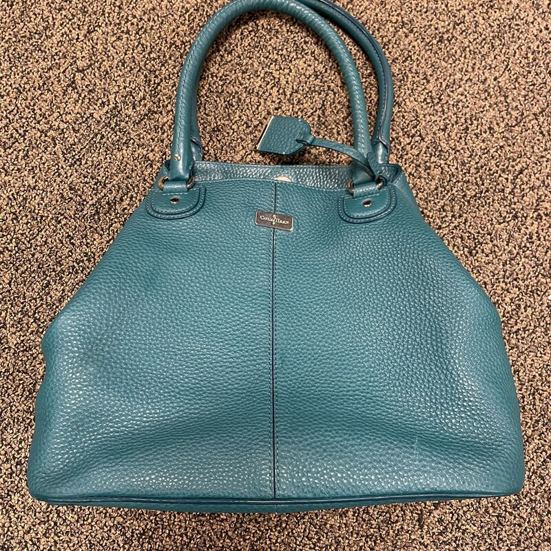 Pebble Leather Tote.