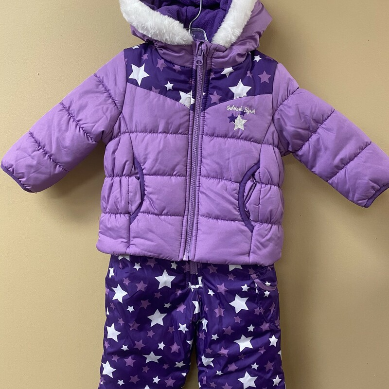 Oshkosh 2pc Snowsuit.