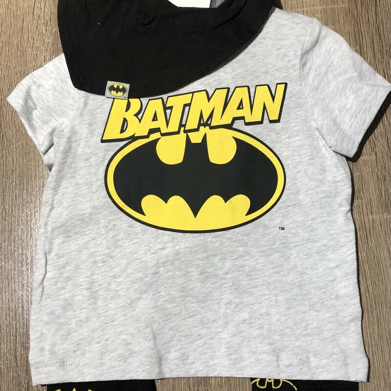 H&M Batman Clothing Set.