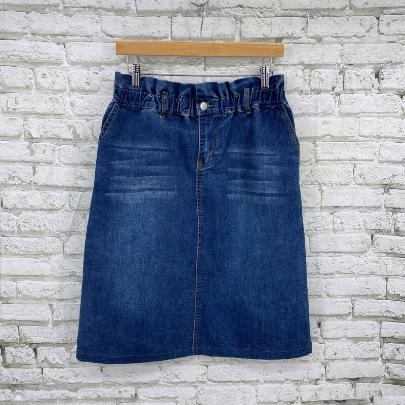 Hayden Denim Skirt.