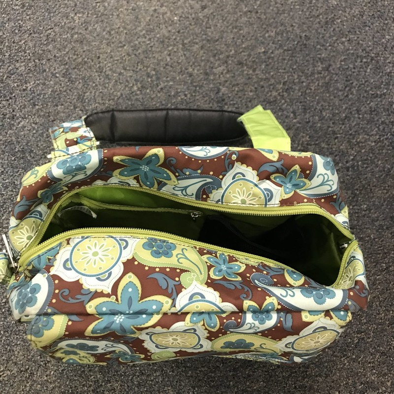 JuJuBe Diaper Bag in great condition, retails new for approx $150