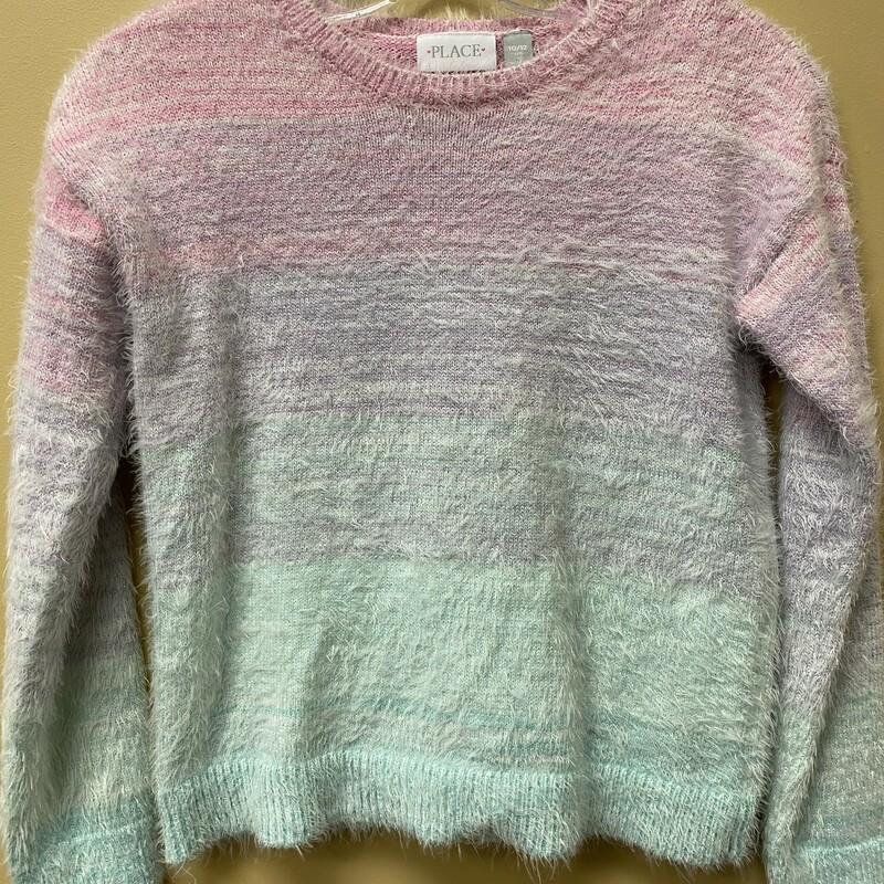 Place Soft Sweater.