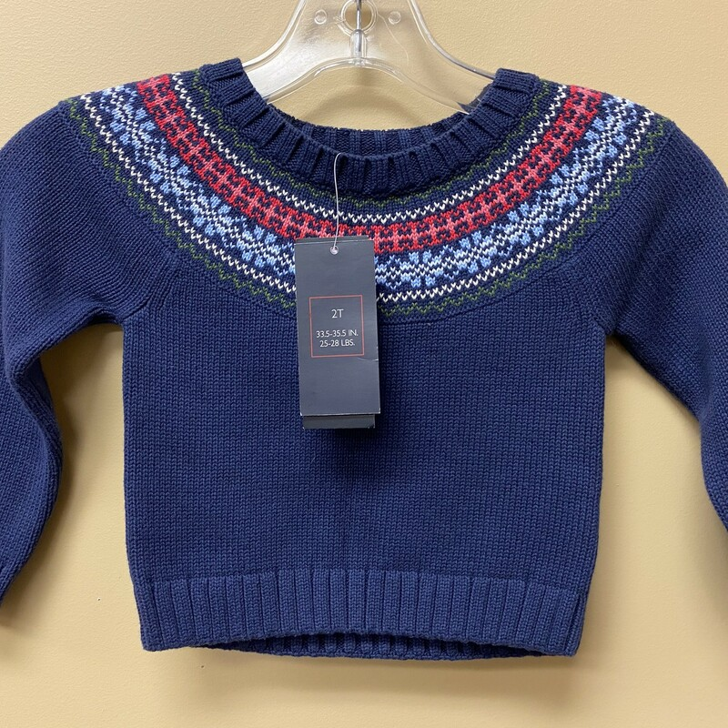 Tommy Sweater NEW.