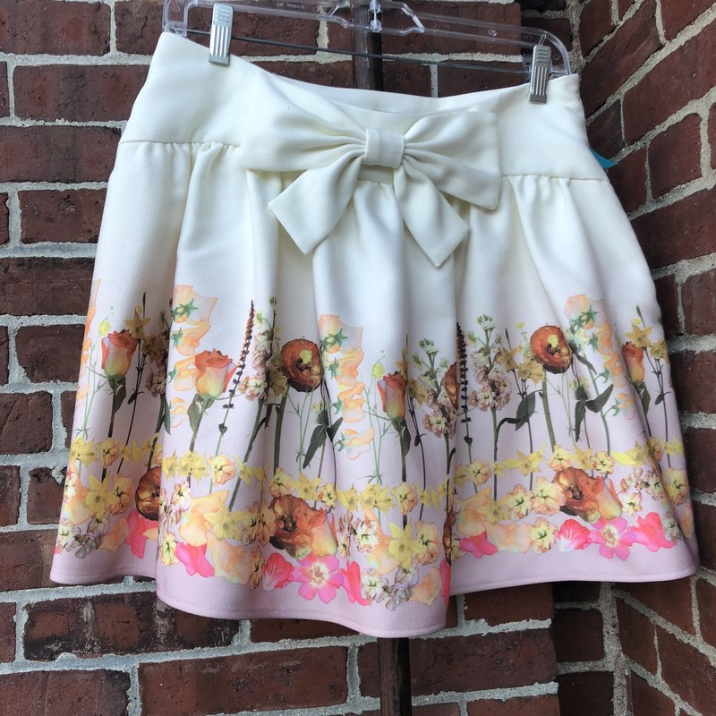 Ted Baker London Skirt, White, Size: 3<br /> Ted Baker size 3
