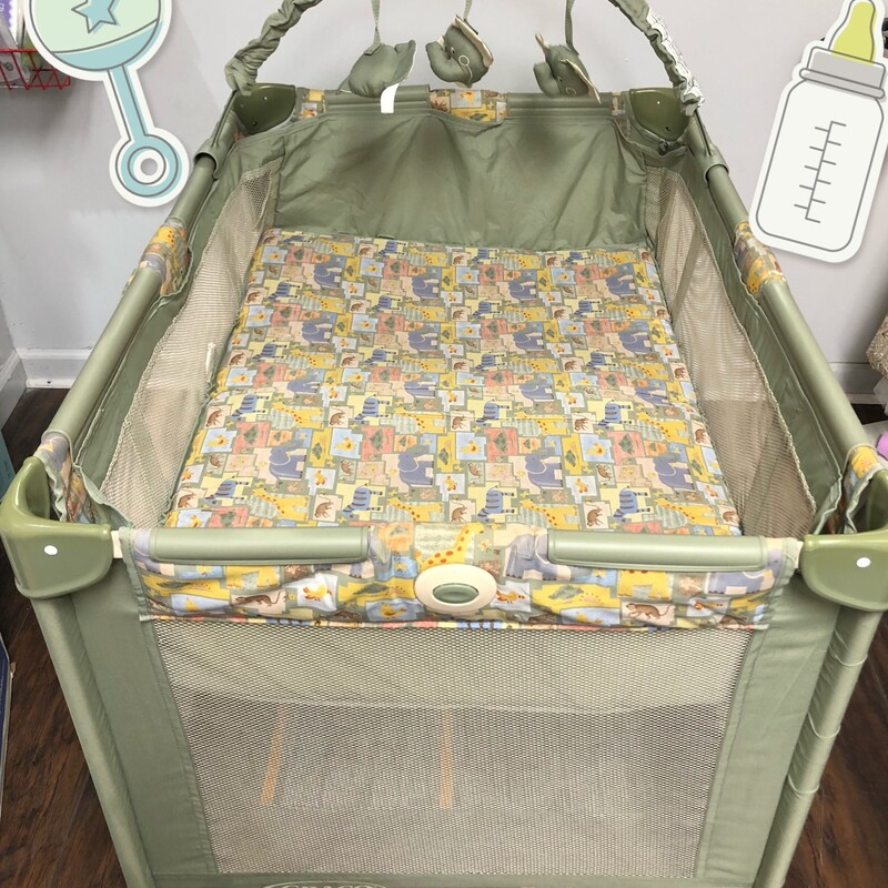 Graco Pack N Play.