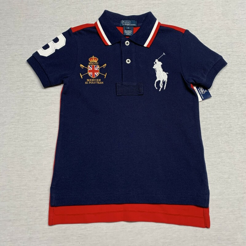 New Big Pony Polo.