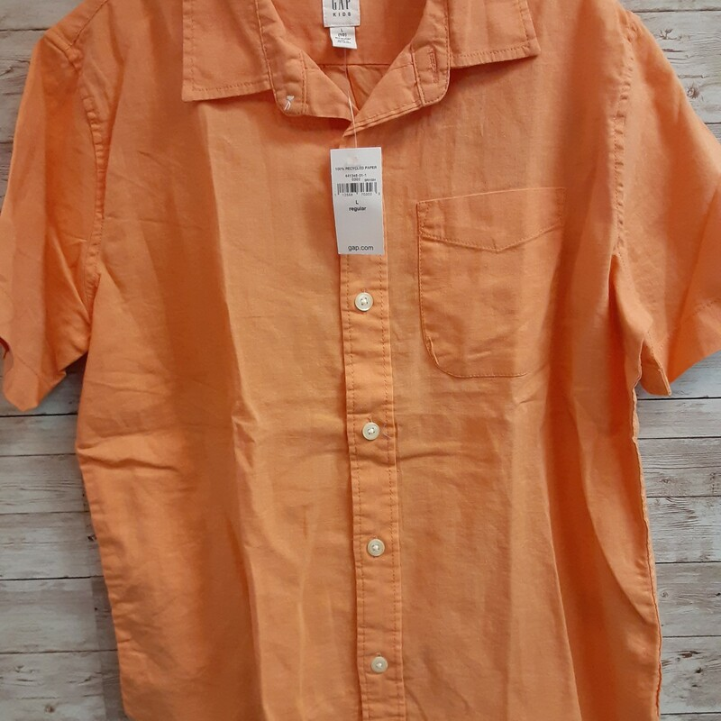Gap NWT Linen Shirt.