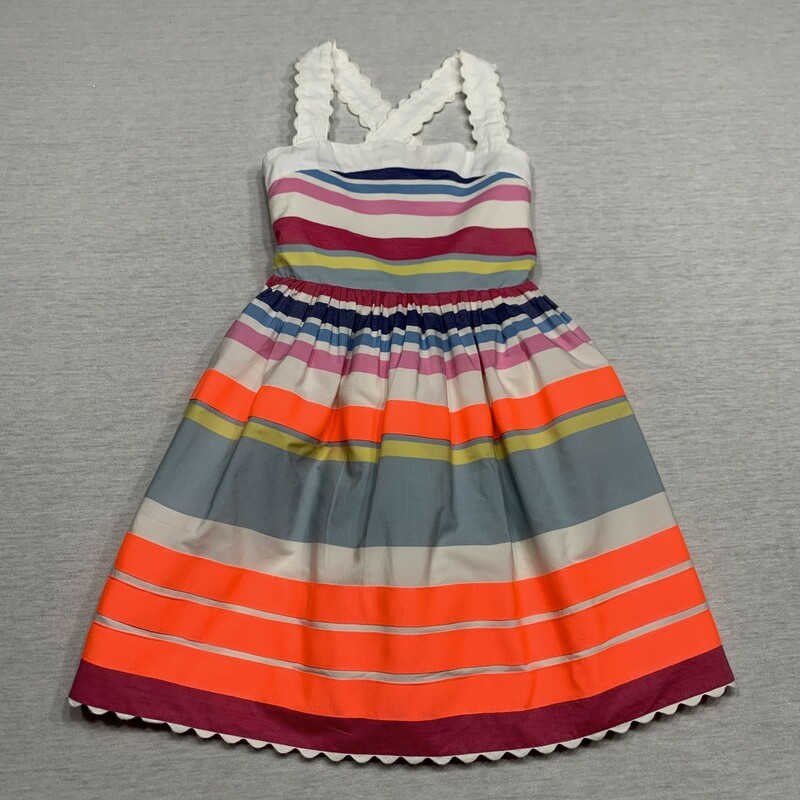 Striped Sundress.