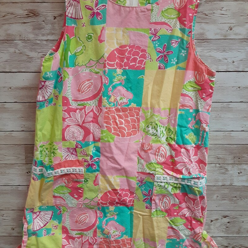 Lilly Pulitzer Shift, Pink, Size: 6 Girls