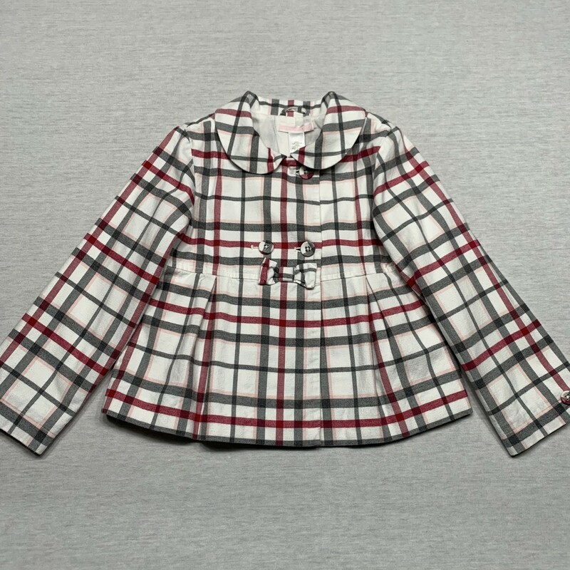 Plaid Jacket.