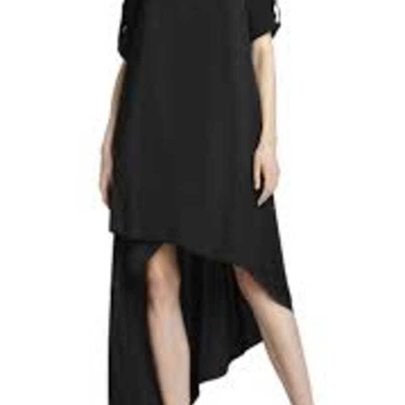 BCBG like new Eddie Asymmetrical Hem Dress
