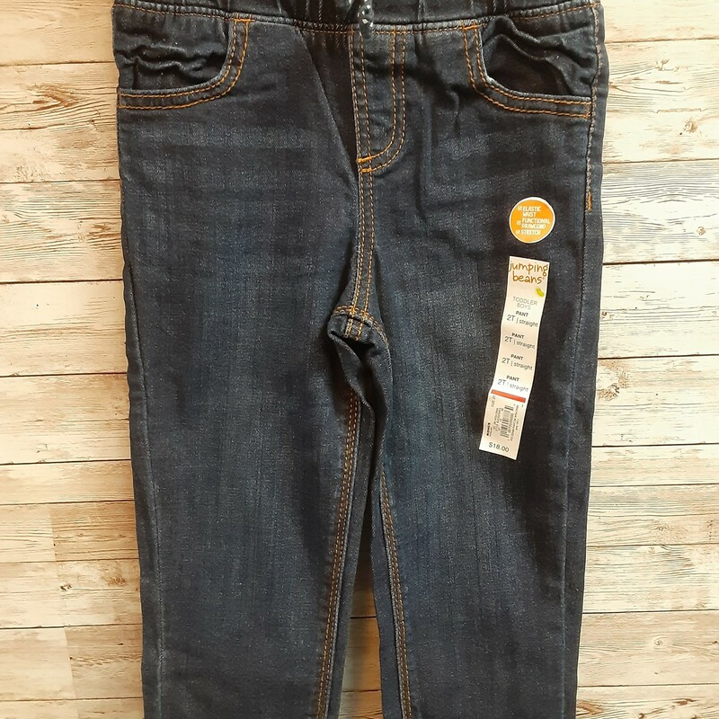Jumping Beans NWT Jeans.