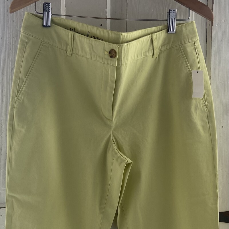 NWT Grn Yellow Pants.