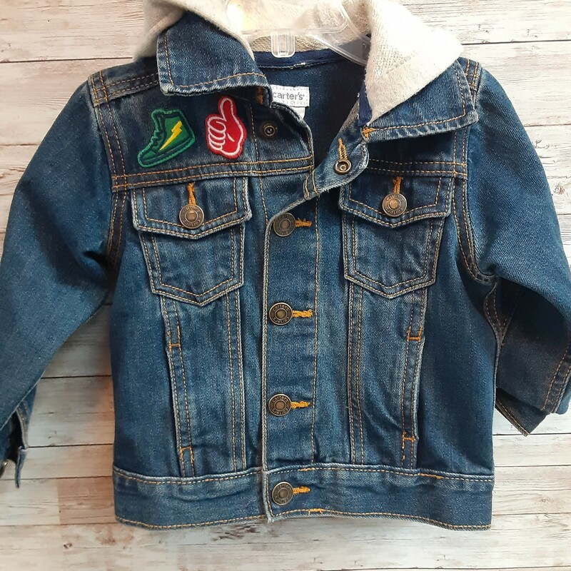 Carters Denim Jacket.