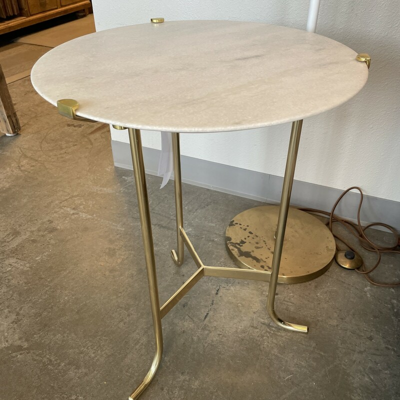 Tripod Metal SideTable.