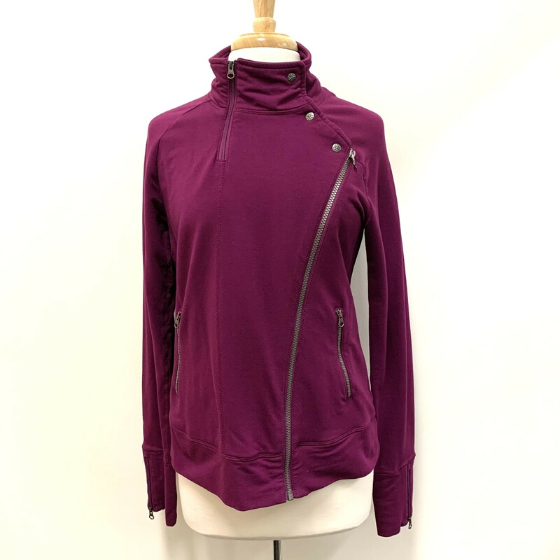 Athleta Zip Jacket.