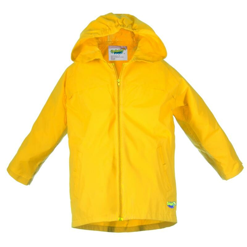 Splashy Rain Jacket.