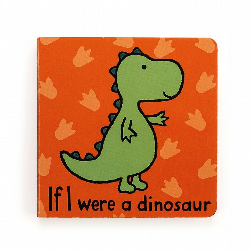 If I Were A Dinosaur Book.