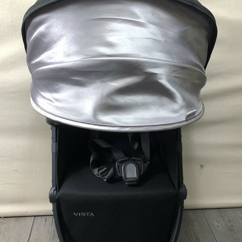 Uppababy Vista Rumble Sea.
