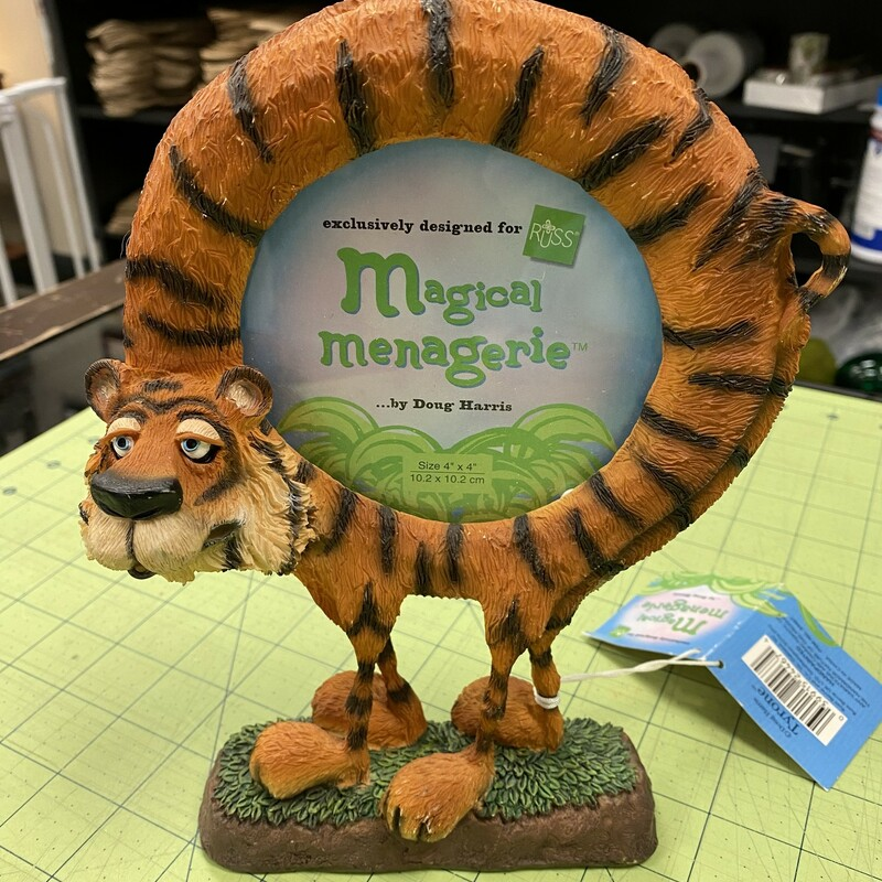 Magical Menagerie Tiger.