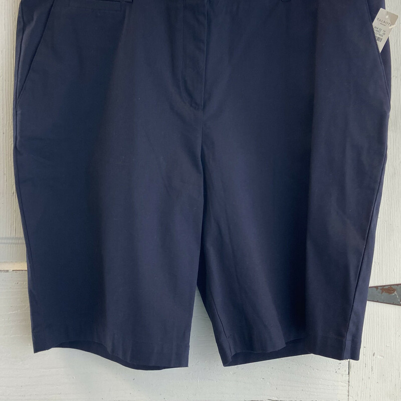 NWT Navy Shorts.