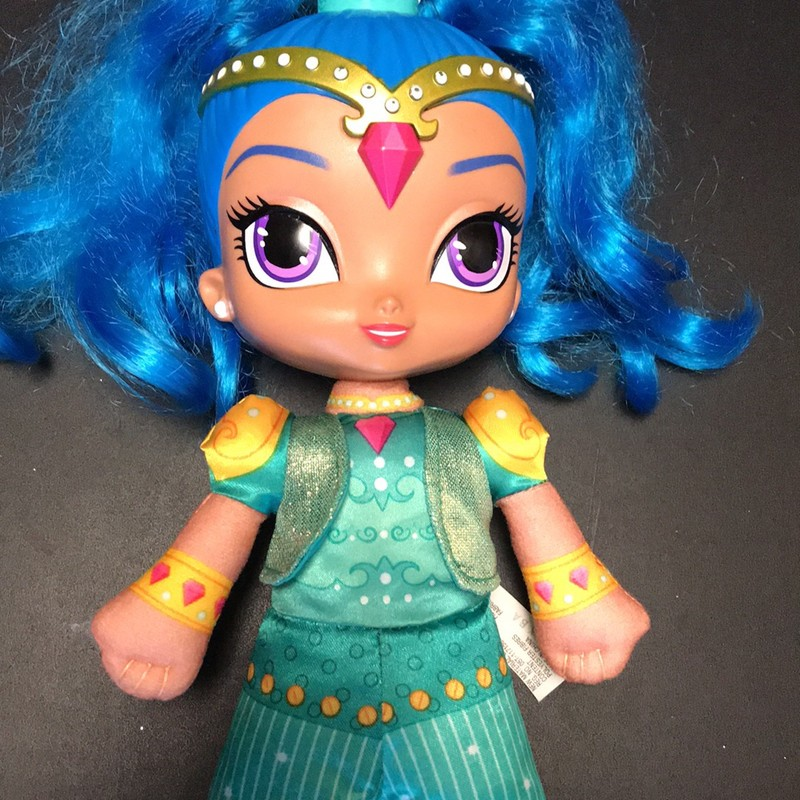 Shimmer & Shine Doll, makes sounds, excellent condition